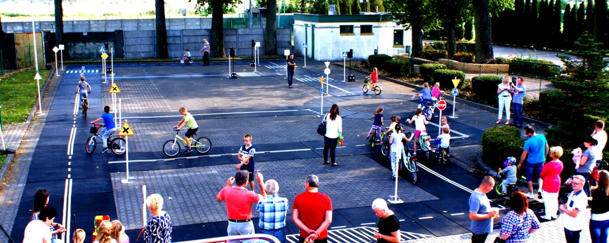 Mobilne miasteczko rowerowe