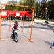 Przeszkody rowerowe tor rowerowy